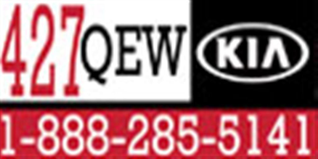 427/QEW KIA