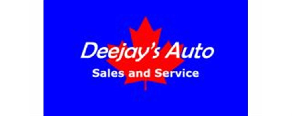 Deejay's Auto Sales And Services