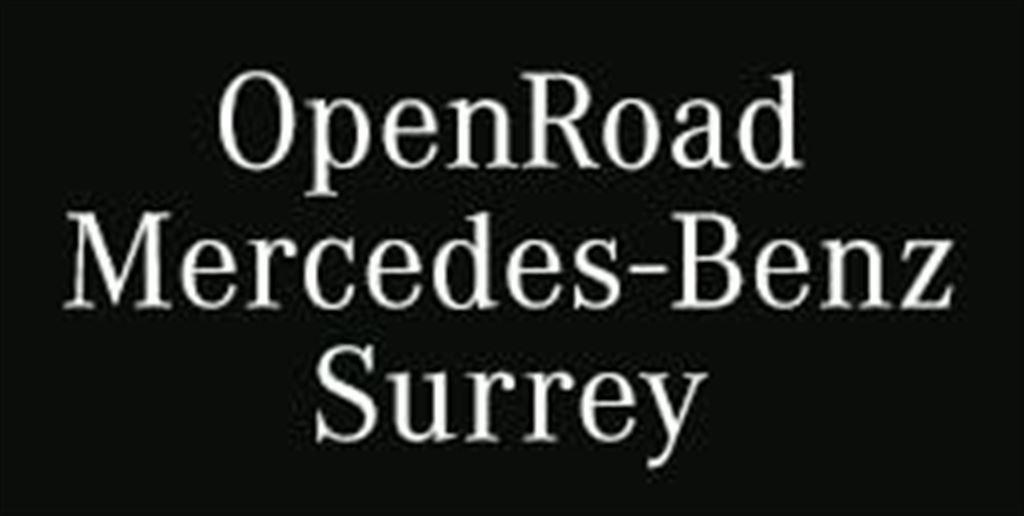 Openroad Mercedes Benz Surrey