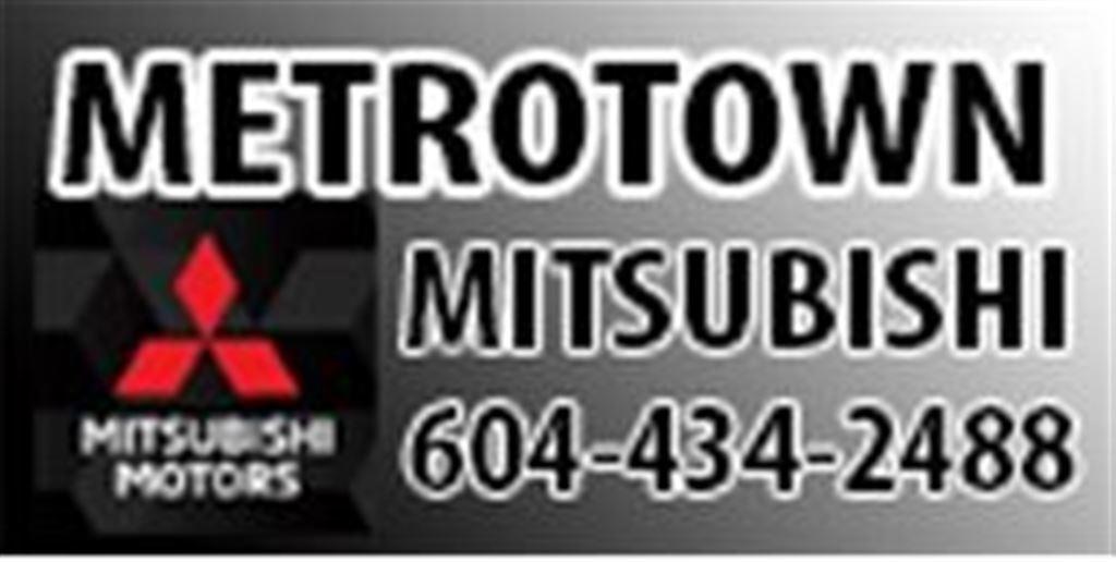 Metrotown Mitsubishi
