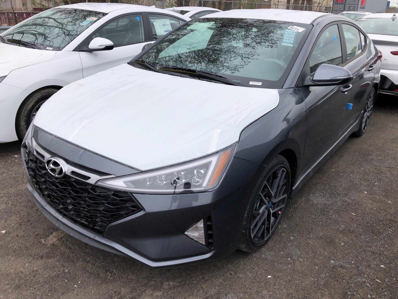 2019 Hyundai Elantra Sport Dorval