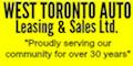 West Toronto Auto Leasing & Sales LTD