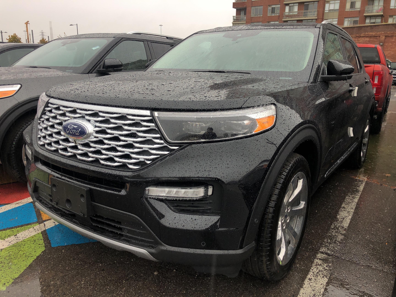 2020 Ford Explorer Platinum Toronto