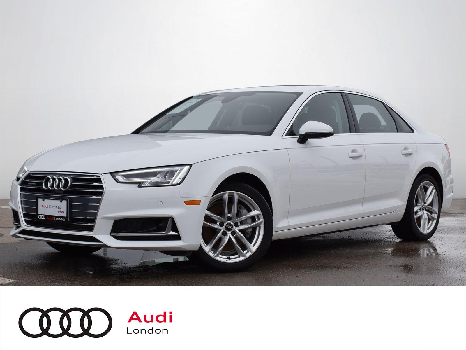 Audi A4 Neuf Et D Occasion A Vendre Autohebdo Net