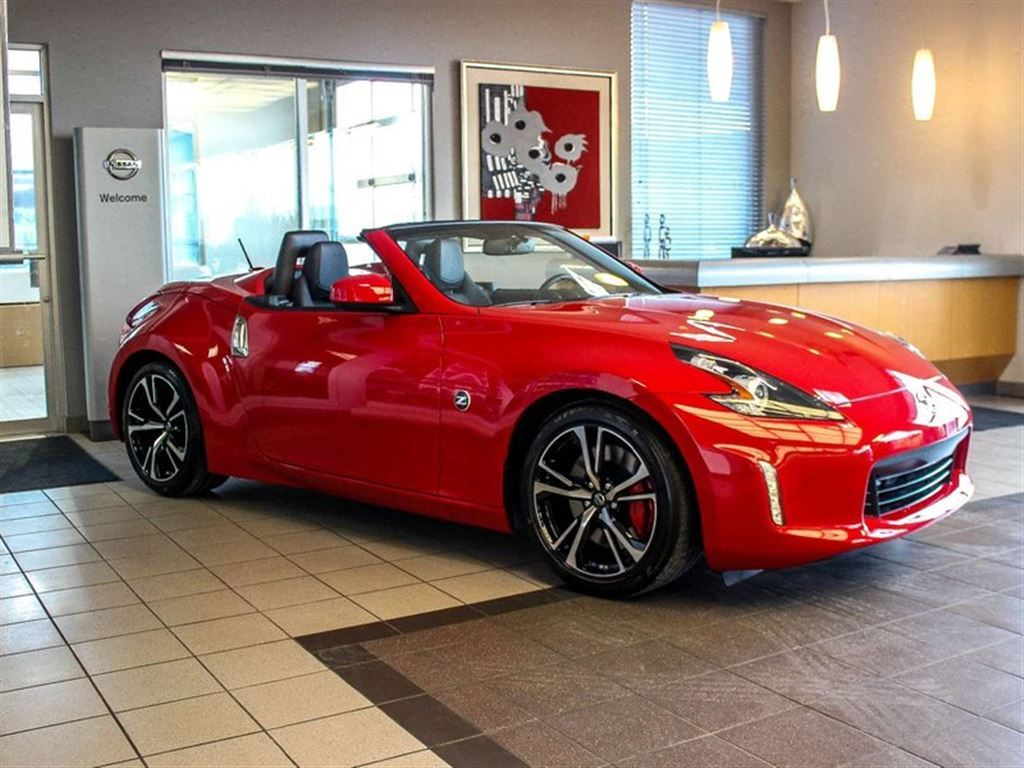 Nissan Z NISMO dr Coupe