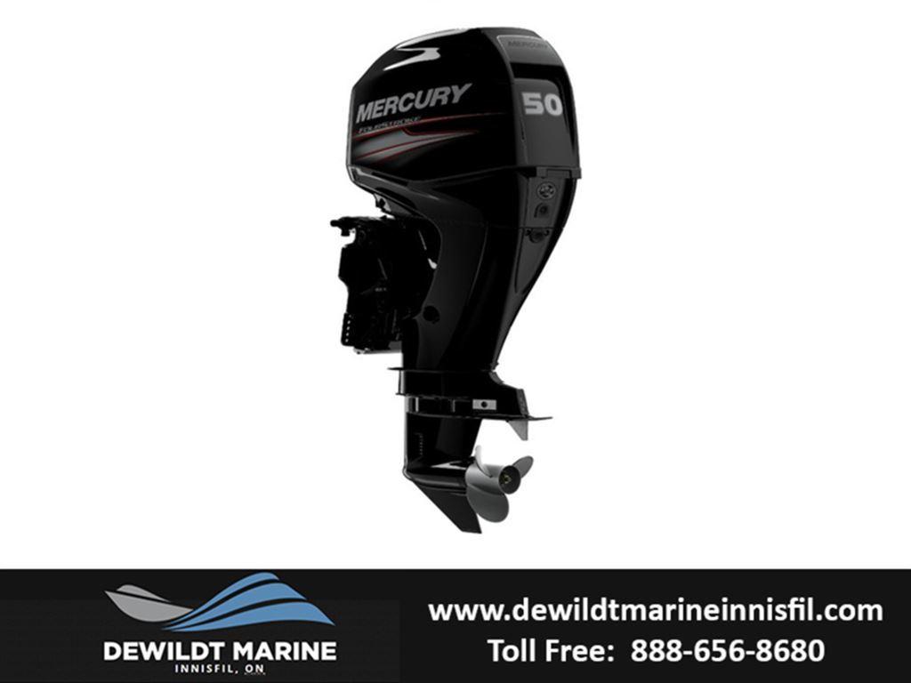 Mercury Fourstroke 50 HP EFI - Innisfil