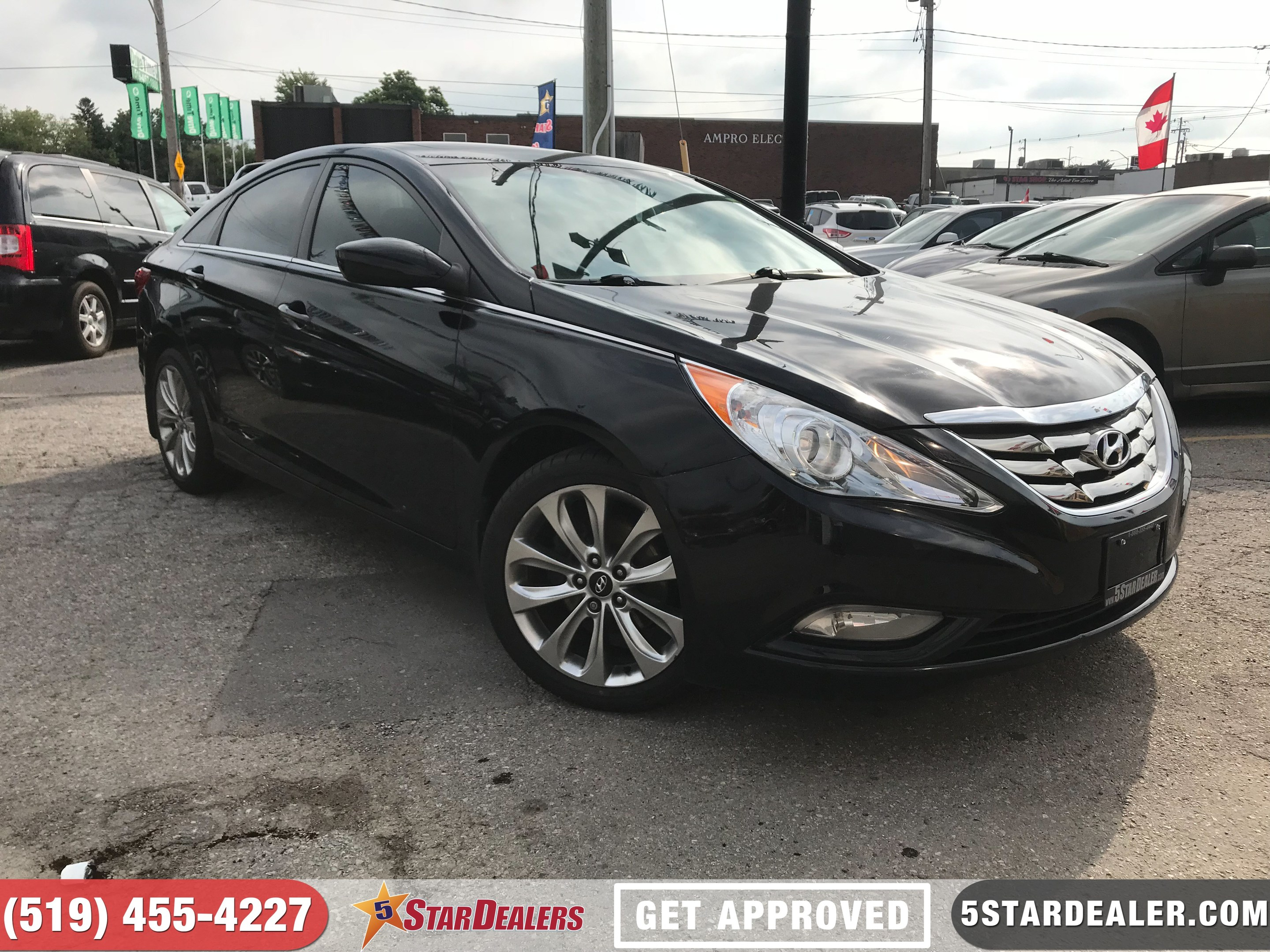 2013 Hyundai Sonata Limited | LEATHER | ROOF | HEATED