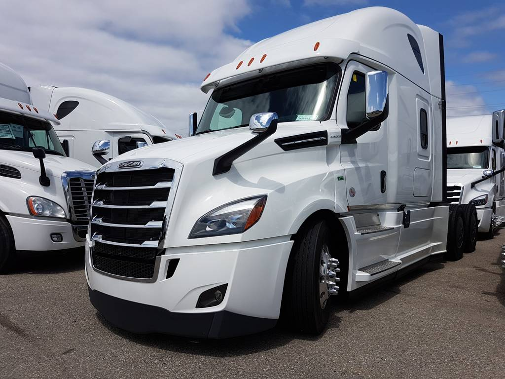 2019 Freightliner Cascadia BRAND NEW, FULLY LOADED