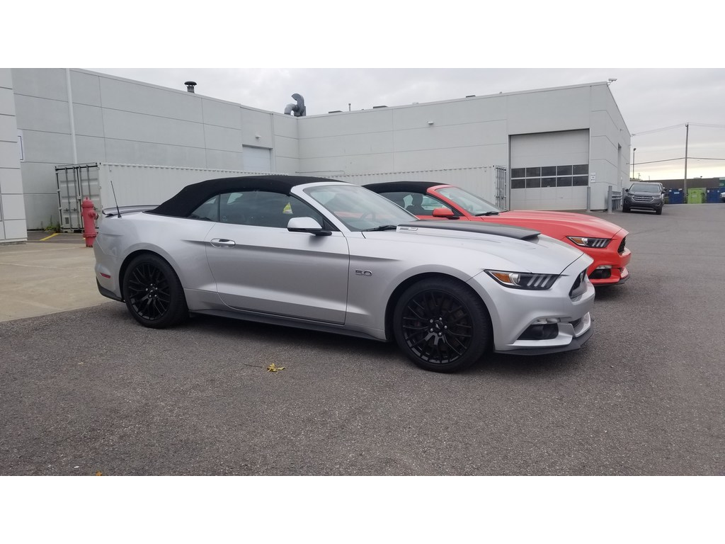 Ford Mustang Gt Quebec