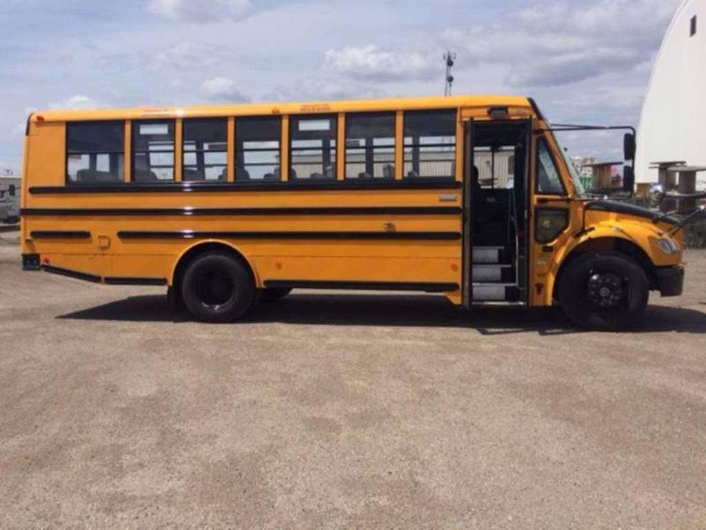 2018 Thomas SAF-T-Liner C2 School Bus 199'' - 47 Passenger - Regina