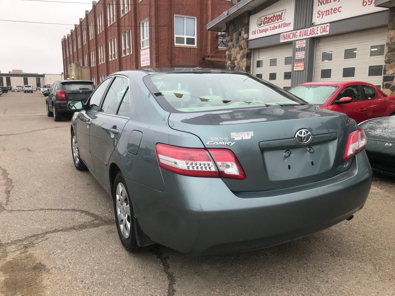 Midtown Auto Sales >> 2010 Toyota Camry Regina