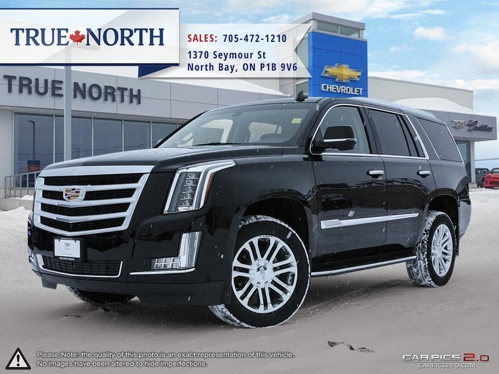 North Bay Cadillac >> 2019 Cadillac Escalade 4dr Suv 4wd North Bay