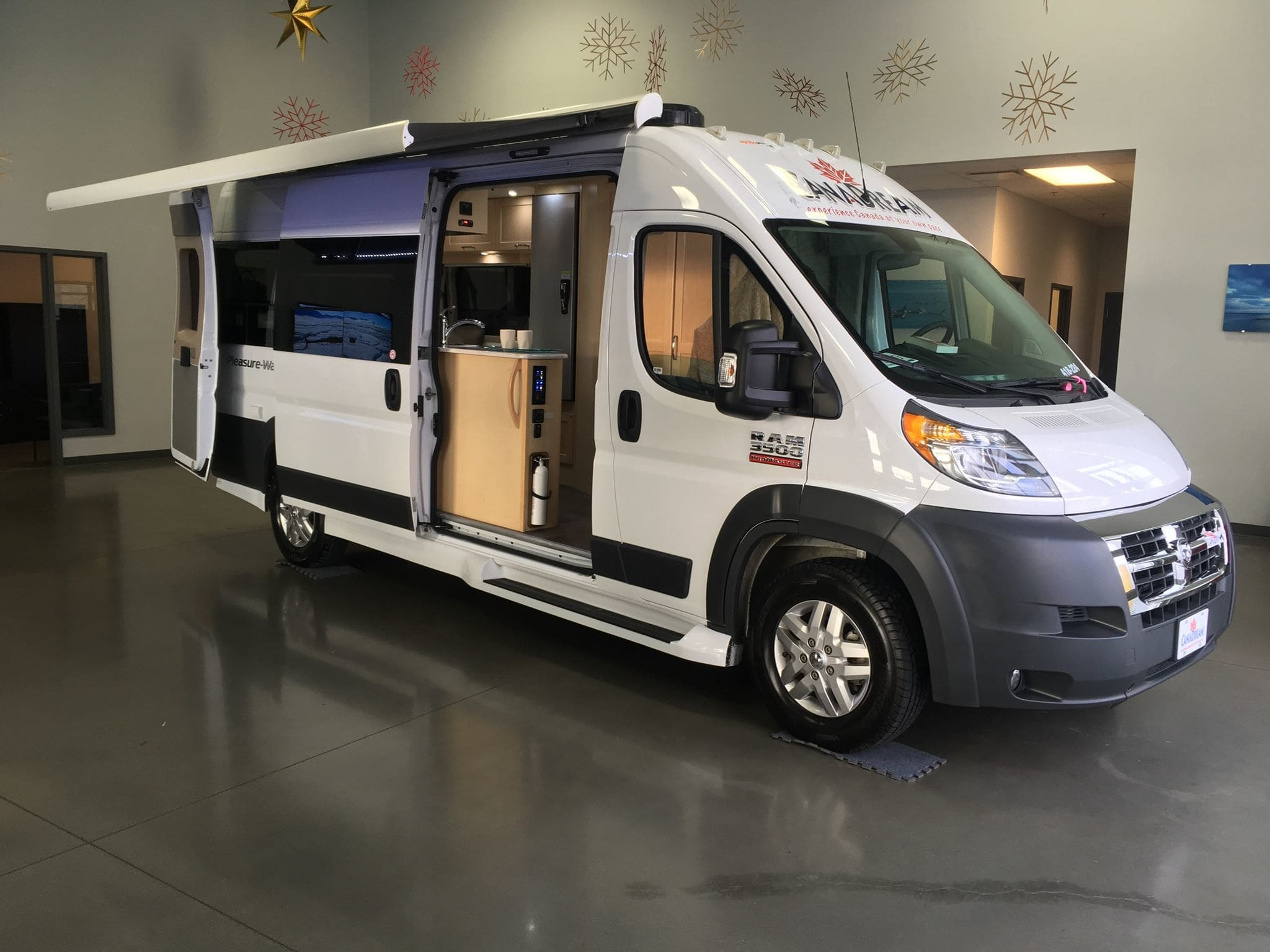 New & Used Class B Motorhome (Camper Van) for sale in Canada