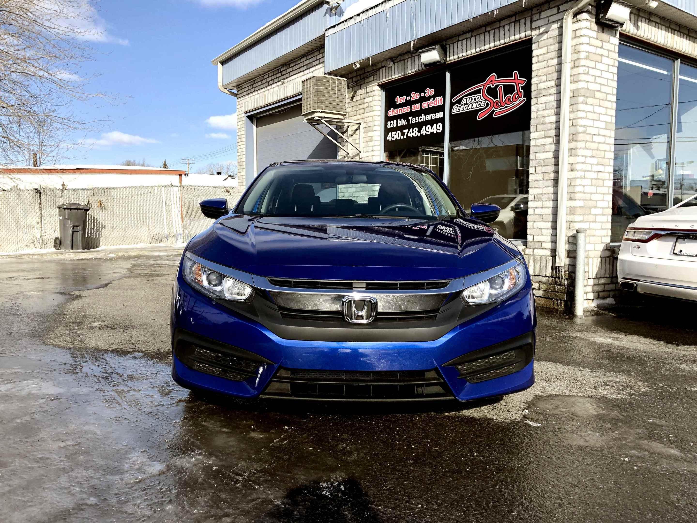 release date a8154 c3f24 2018 Honda Civic LX Auto Sieges Chauffants Cameras De Recule  - Longueuil