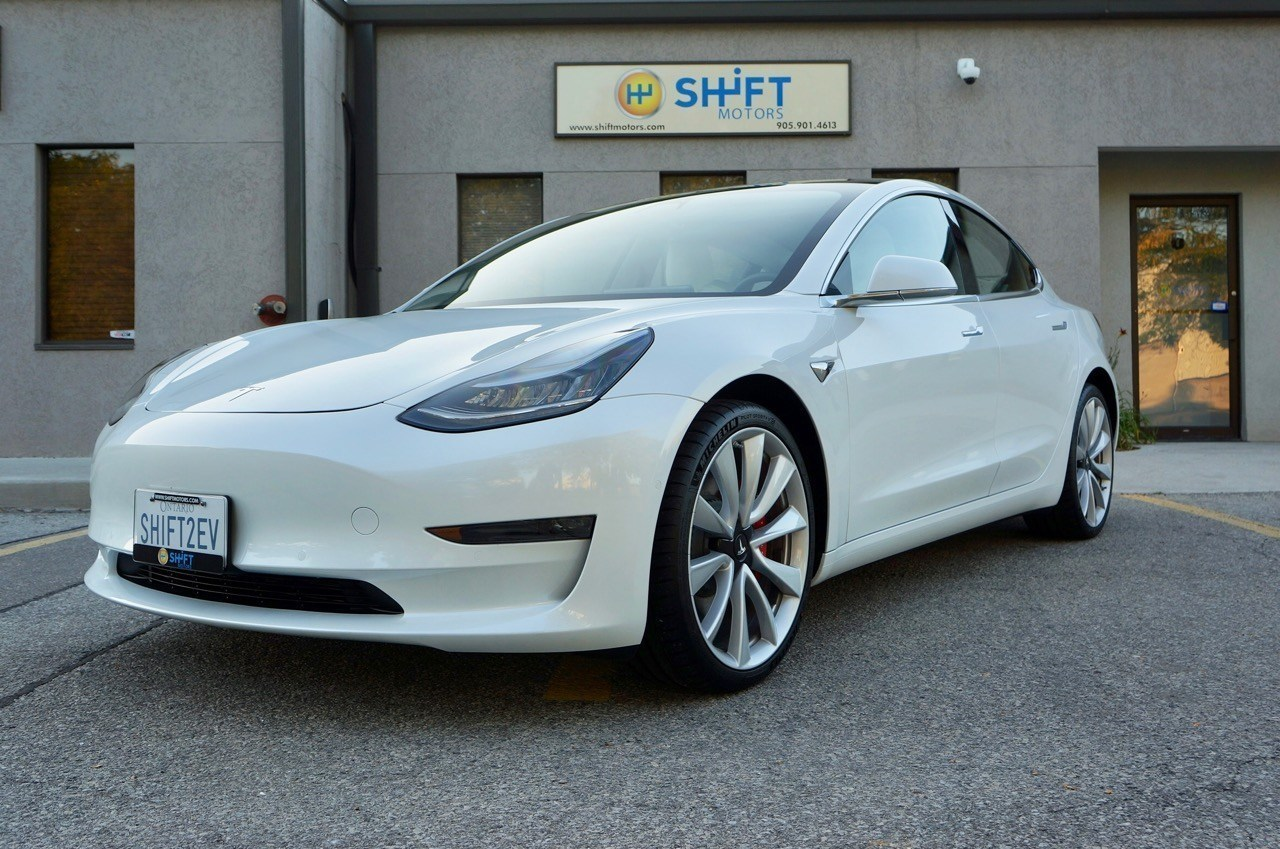 Tesla Model 3 Available On Autotrader Ca
