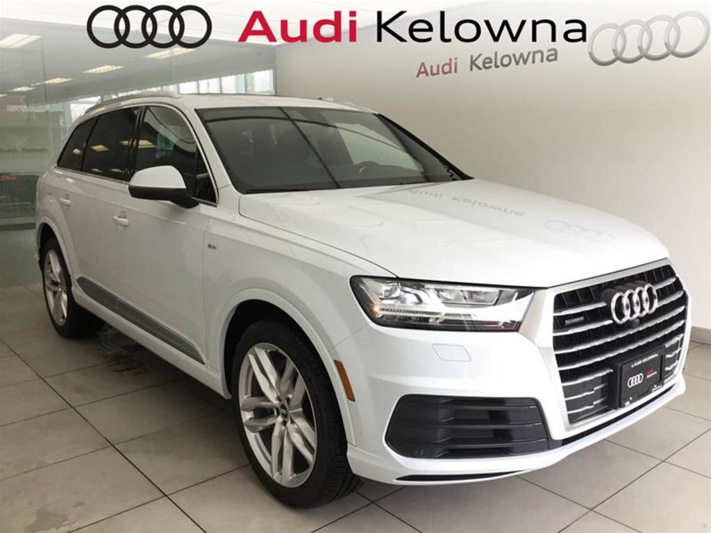 2019 Audi Q7 55 Progressiv - Kelowna