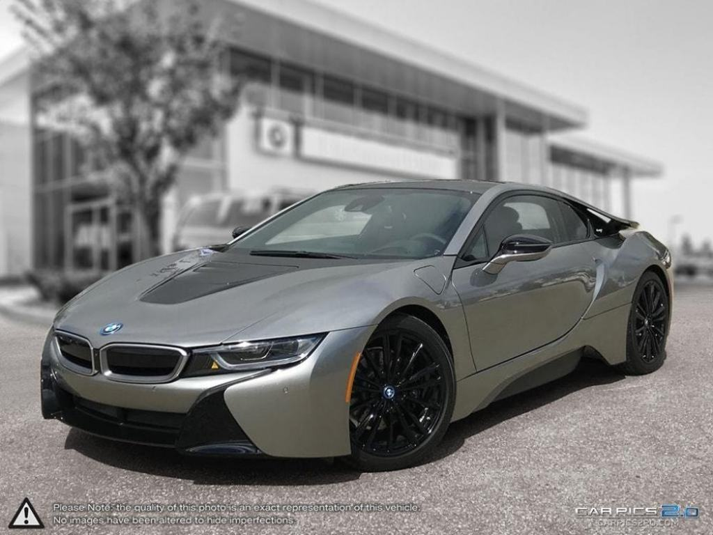 2019 Bmw I8 Coupe 27 000 New Car Savings Winnipeg