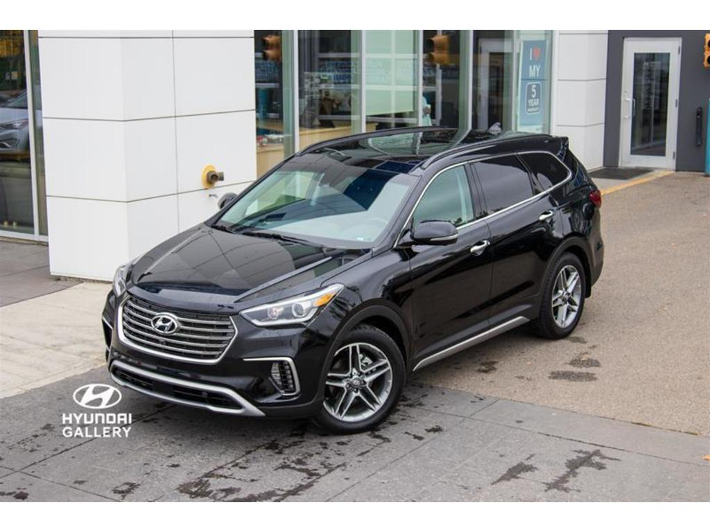 6 Passenger Suv >> 2018 Hyundai Santa Fe Xl Awd Ultimate 6 Passenger Manager