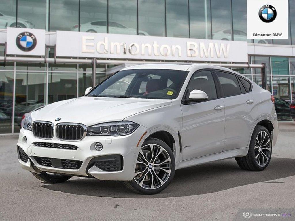 2019 BMW X6 xDrive35i - Edmonton