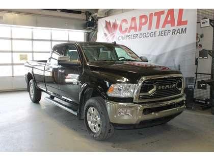 Capital Dodge Edmonton >> 2018 Ram 3500 Longhorn Edmonton