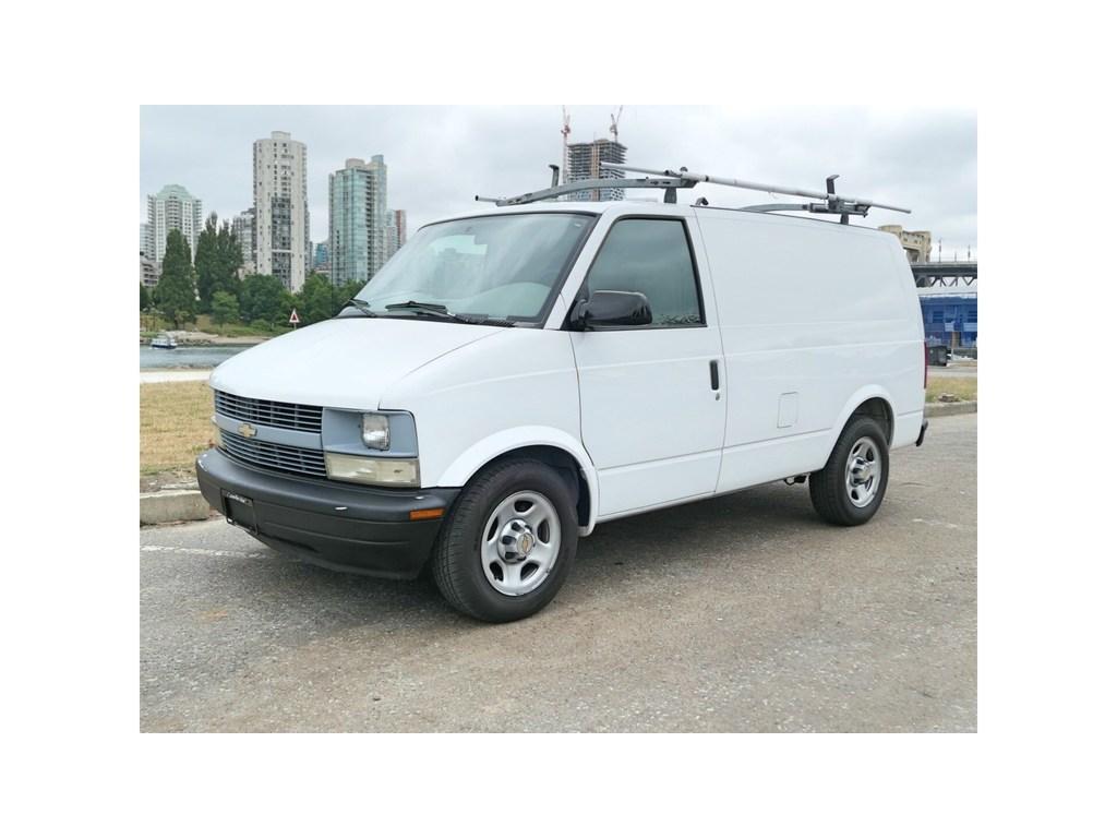 2005 Chevrolet ASTRO Cargo Van - w/ Bluetooth, Backup