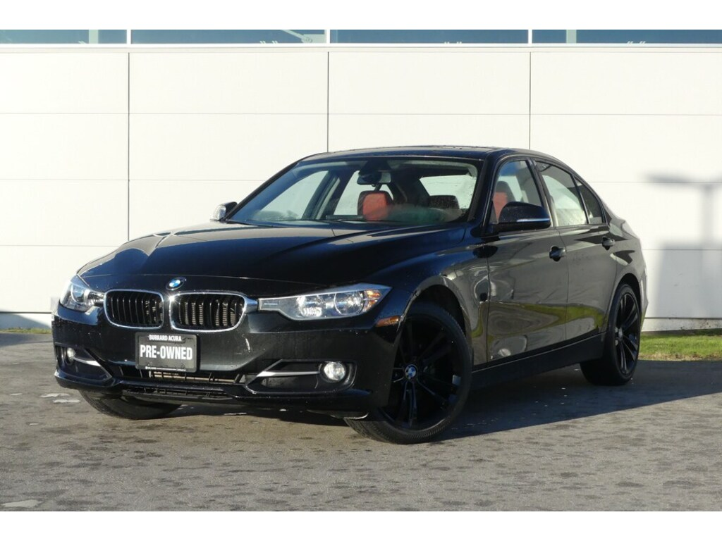 2014 Bmw 320i Xdrive Sedan Sale Nav Sport Vancouver