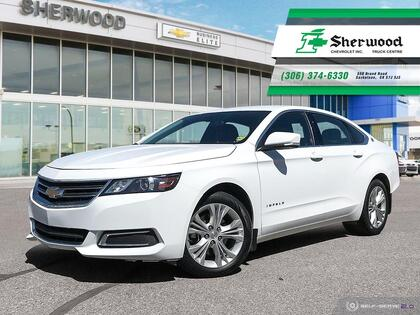 Sherwood Chev Saskatoon >> 2014 Chevrolet Impala 2lt V6 Local Trade Saskatoon