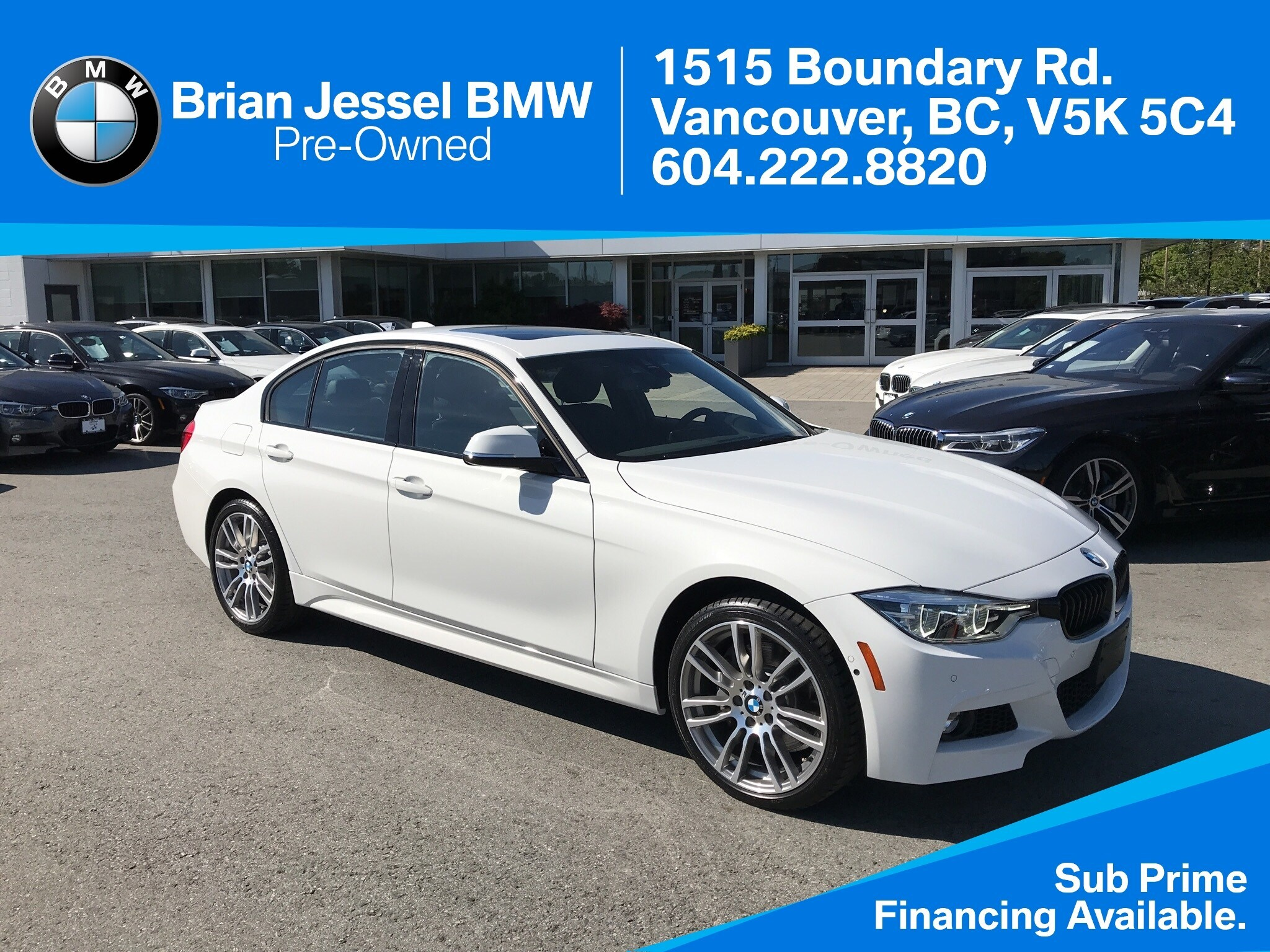 New Used Bmw 3 Series For Sale In Vancouver Autotrader Ca