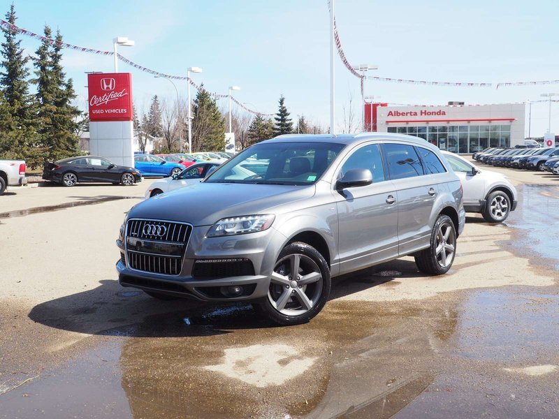 Used Audi Q7 Review - 2007-2014