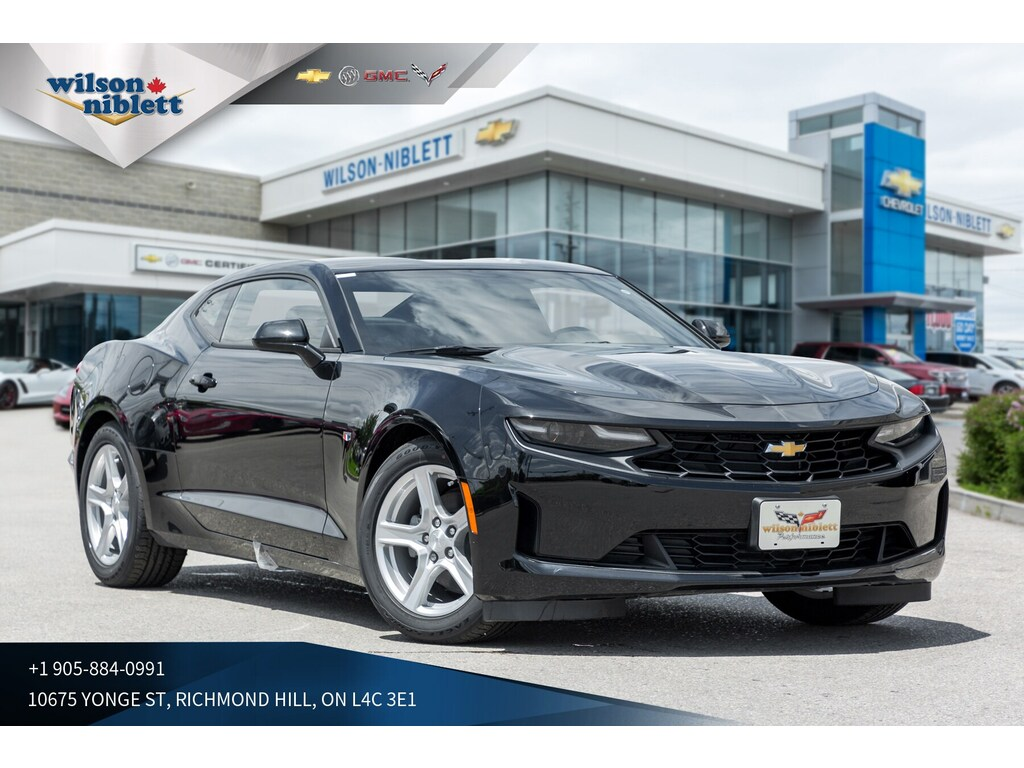 2019 Chevrolet Camaro 1lt Remote Start Bose Hd
