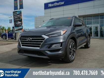 2019 Hyundai Tucson Ultimate: 8 Touch Screen NAV System