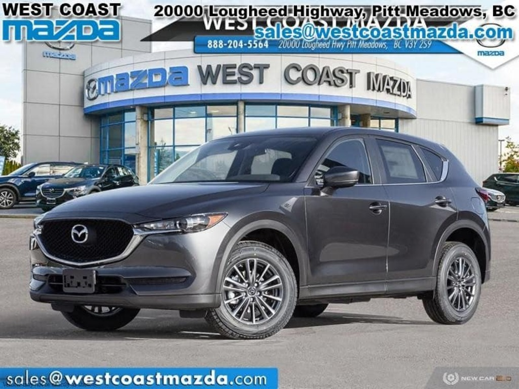 2019 Mazda Cx 5 Gx Machine Grey Fwd Reverse Cam