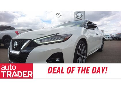 New & Used Nissan Maxima for sale in Edmonton | autoTRADER ca