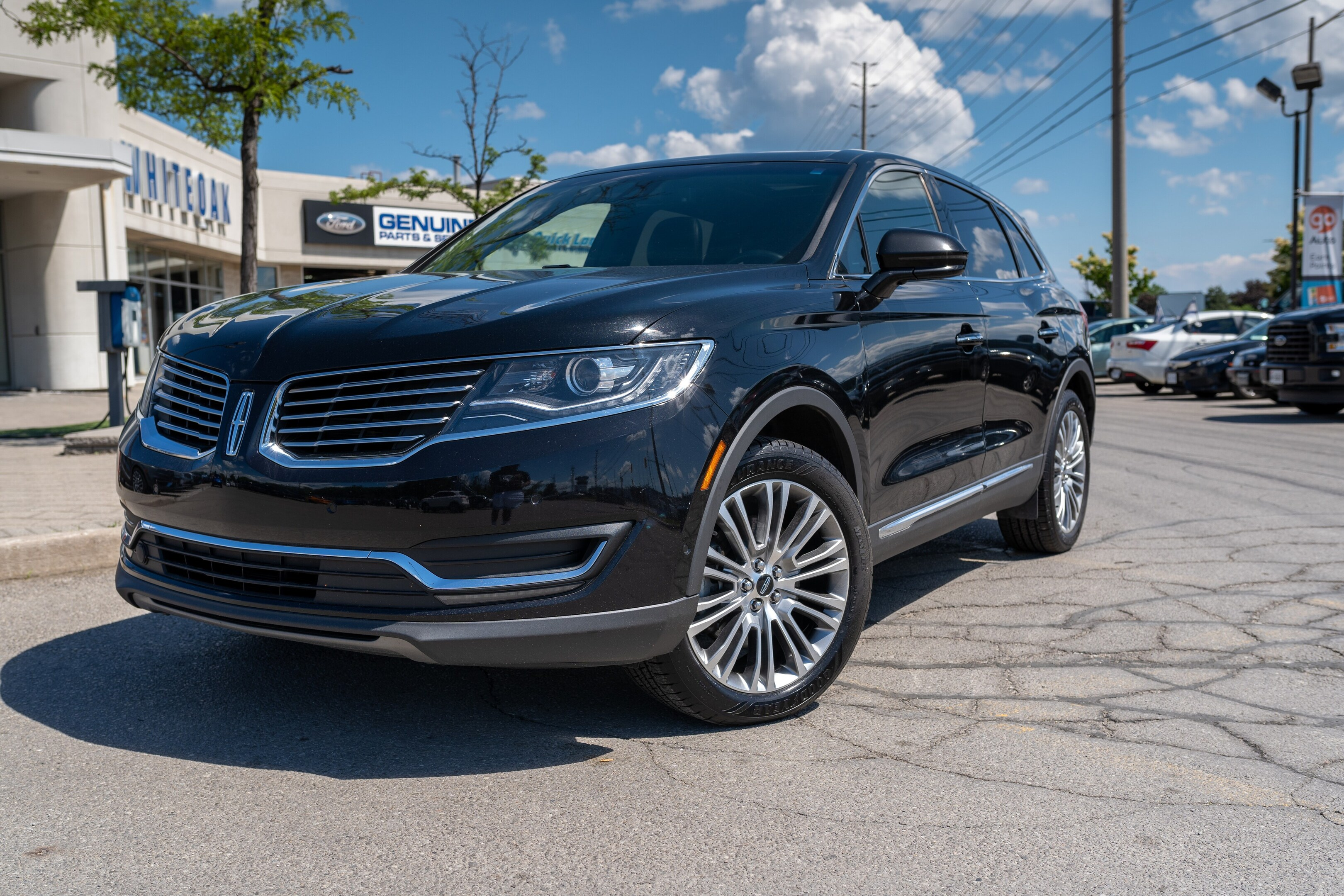 New & Used Lincoln MKX for sale in London | autoTRADER ca