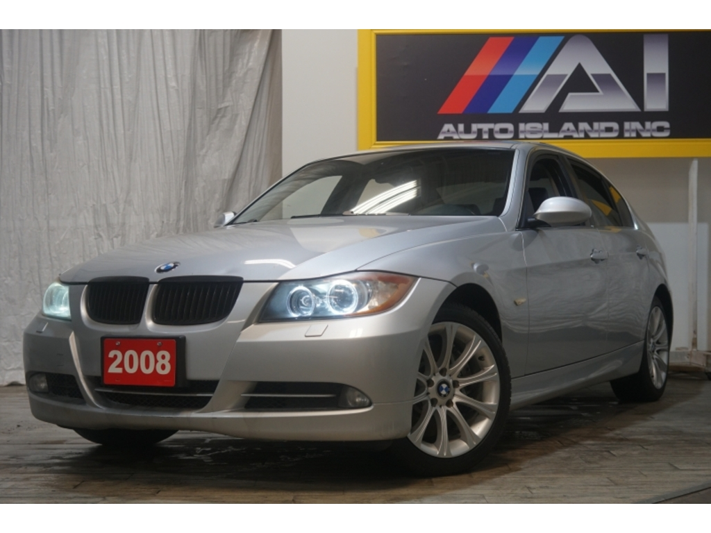 2008 BMW 335i xDrive TWIN TURBO AUTOMATIC LEATHER SUNROOF ONLY $8980