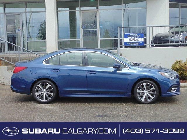 2015-2019 Subaru Legacy Review (Used)