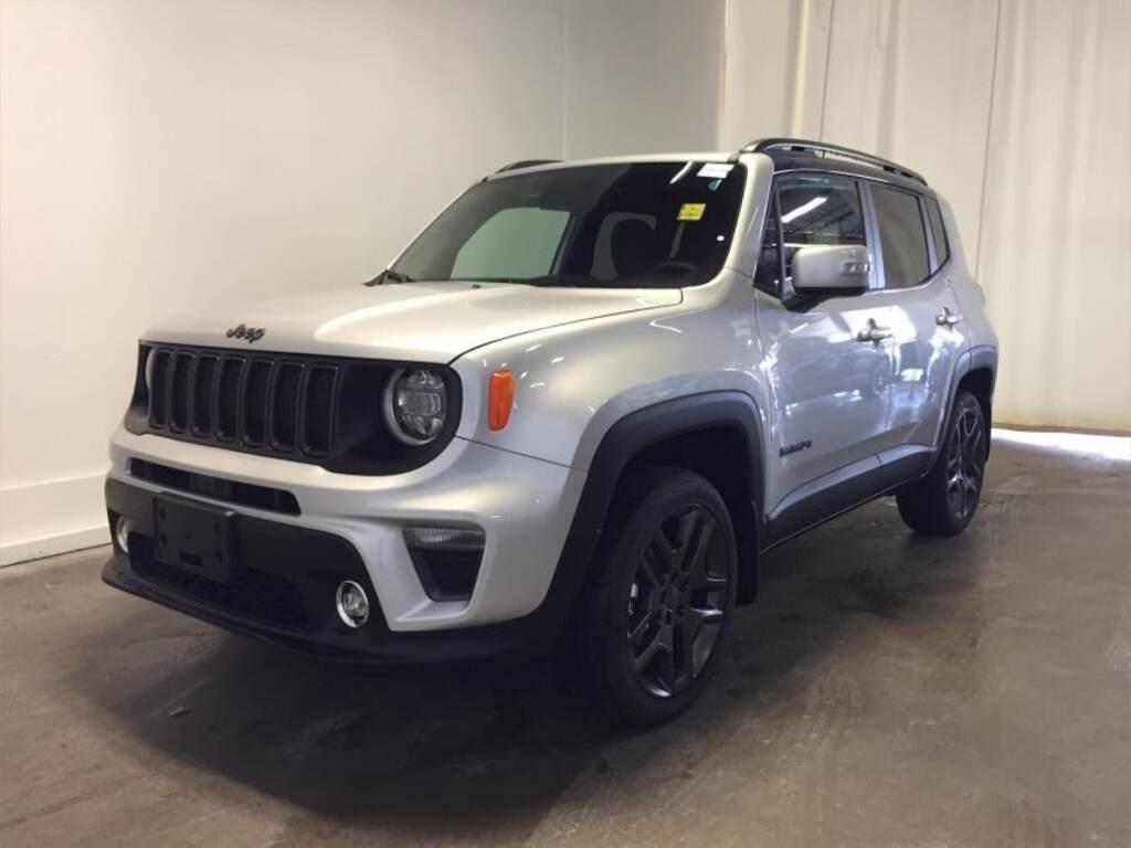 Prix Jeep Renegade >> 2019 Jeep Renegade High Altitude Winnipeg