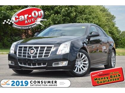 New & Used Cadillac CTS for sale | autoTRADER ca