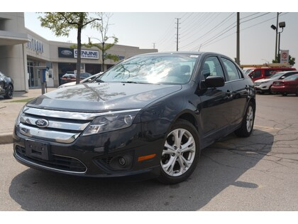 2012 Ford Fusion For Sale >> 2012 Ford Fusion For Sale Autotrader Ca