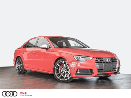 New & Used Audi S4 for sale in Ottawa | autoTRADER ca