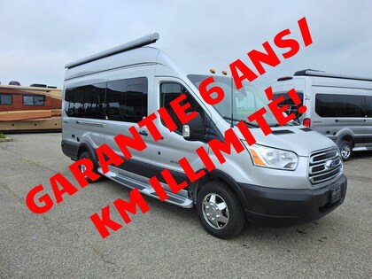Admirable New Used Class B Motorhome Camper Van For Sale In Canada Home Interior And Landscaping Ponolsignezvosmurscom