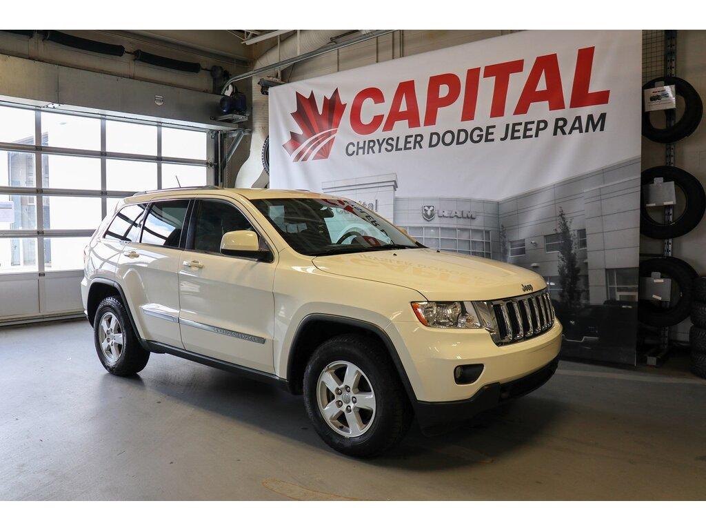 Capital Dodge Edmonton >> 2011 Jeep Grand Cherokee Laredo 4x4 3 6l Vvt V6 Engine