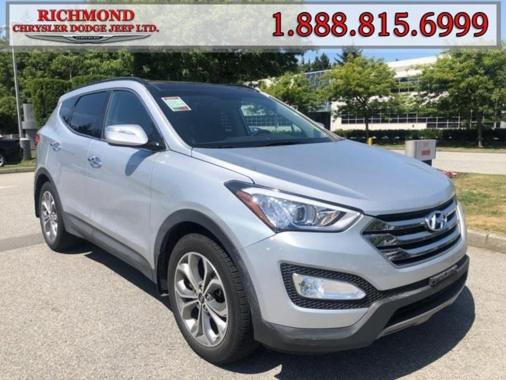 2015 Hyundai Santa Fe Sport *Certified*Low KMS*BC Vehicle