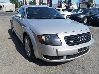 2001 Audi TT for sale | autoTRADER ca