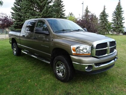 New & Used Dodge RAM 2500 PICKUP for sale in Alberta