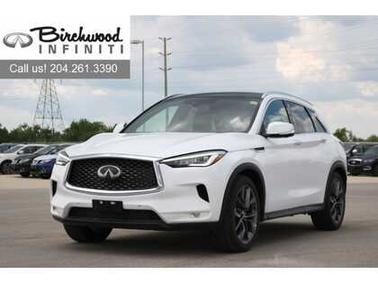 Meilleur Suv Qualité Prix >> New Used Infiniti Qx50 For Sale Autotrader Ca