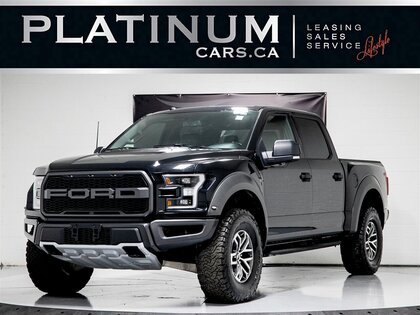 2018 Ford F 150 Raptor 4wd Supercrew Navi Pano Fully
