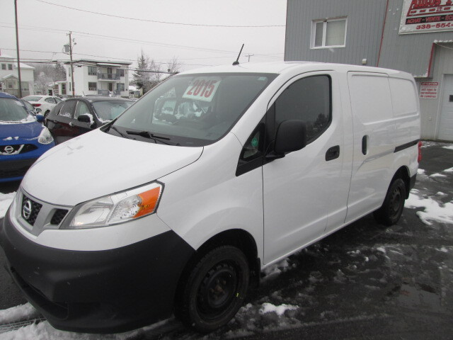 2015 Nissan NV200 - Compare Prices, Trims, Options, Specs