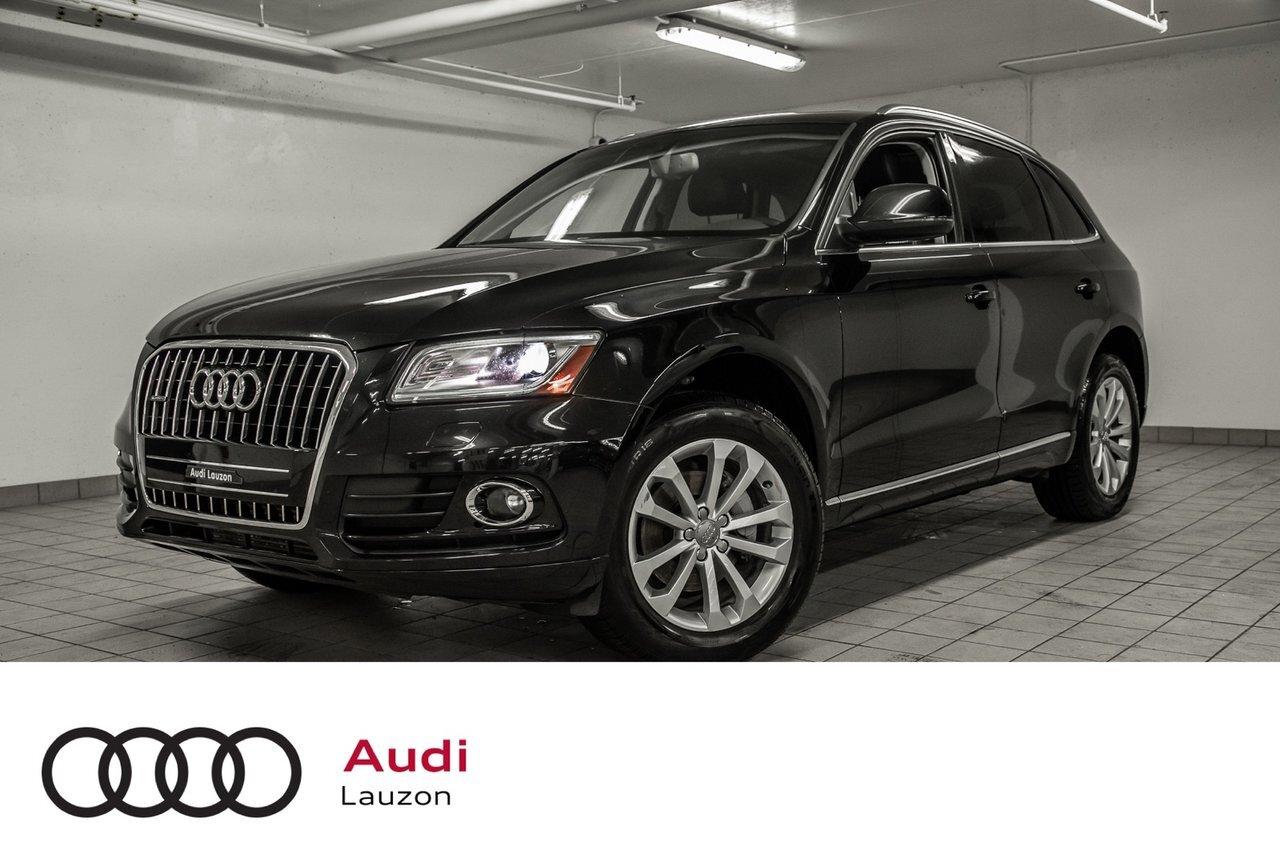 Kelebihan Audi Q5 2014 Tangguh