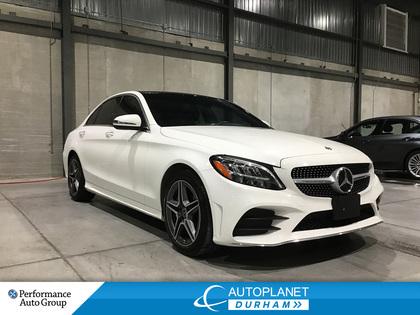 2019 Mercedes Benz C300 4matic Premium Sport Pkg Turbo